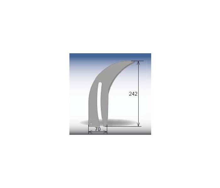 Spaltkeil MARTIN 242 x 70 mm