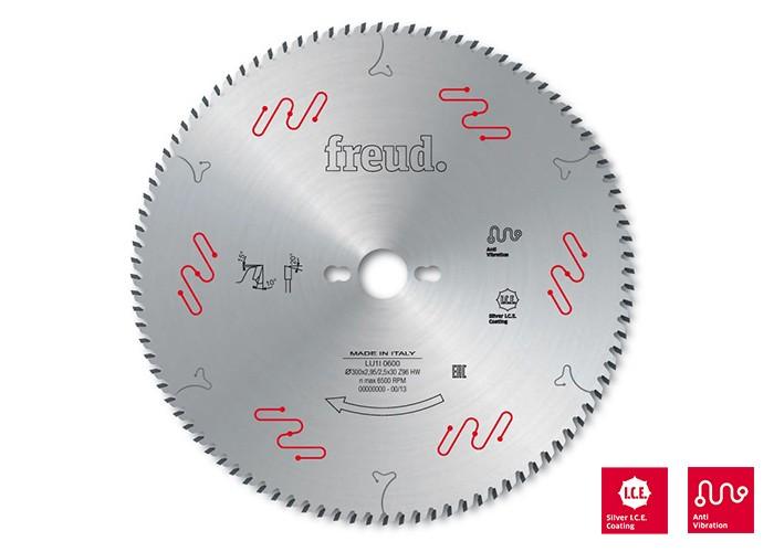 Kreissägeblatt HM 350 x 3,45/3,0 x 30 mm, Z=108