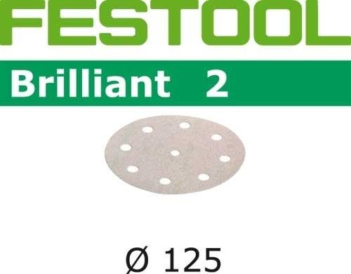 Schleifscheiben STF D125/90 P40 BR2/10