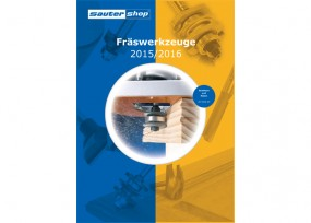 sauter Fräswerkzeuge Katalog 2016