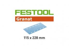 Schleifstreifen STF 115x228 P100 GR/100