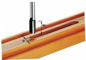 Nutfräser HW Schaft 12 mm HW S12 D14/50