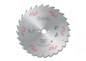 HM-Kreissägeblatt für Massivholz LU1D-0100