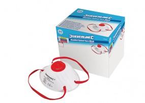 Atemschutzmaske FFP-3-NR mit Ventil