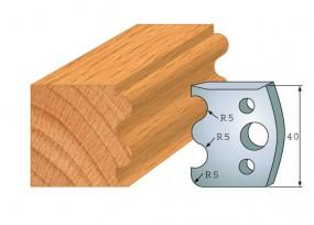 Profilmesser-Paar 006