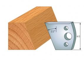 Profilmesser-Paar 001