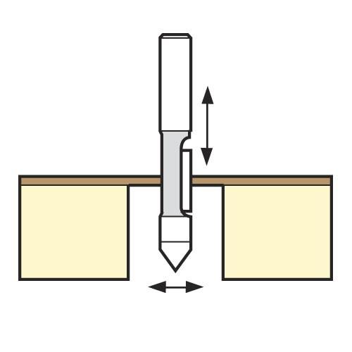 Ausstech- & Kopierfräser