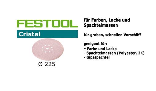 Ø 225 mm - Cristal