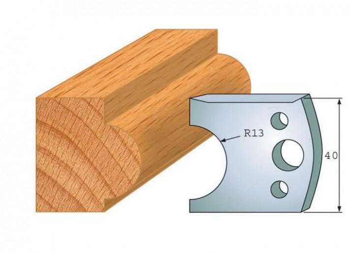 Profilmesser-Paar 119