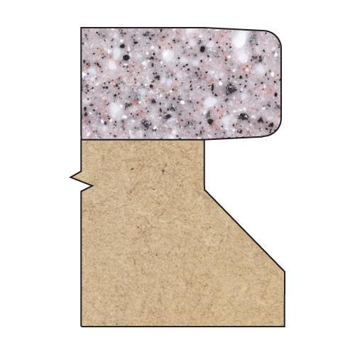 kantenformfr ser f r corian. Black Bedroom Furniture Sets. Home Design Ideas
