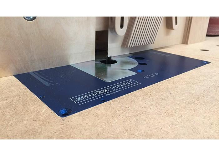 sauter Einlegeplatte ELP2.0-MINI mit Reduzierplatten