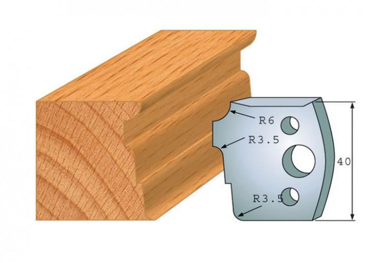 Profilmesser-Paar 039