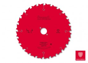 Kreissägeblatt HM 240 x 2,8/1,8 x 30 mm, Z=24