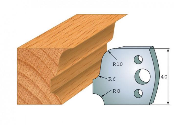 Profilmesser-Paar 064