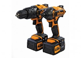 Triton Akkuschrauber-Set T20