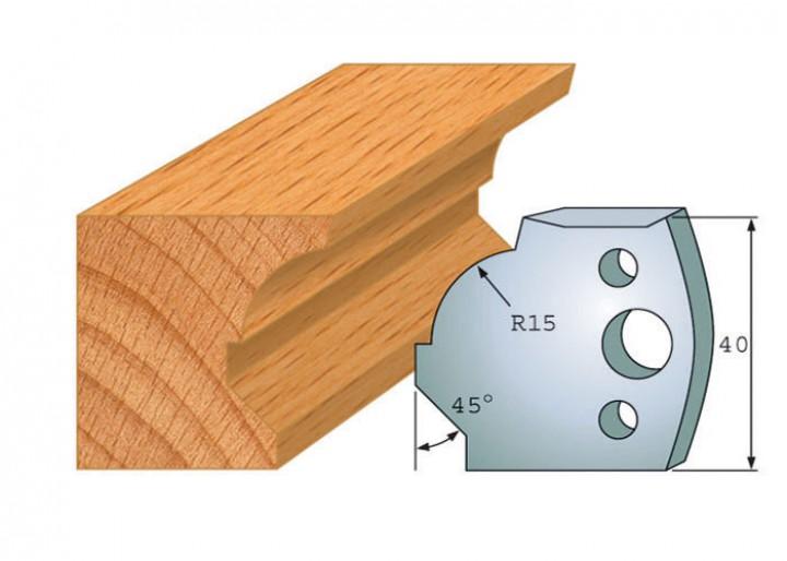 Profilmesser-Paar 037