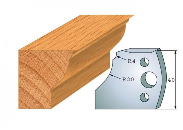 Profilmesser-Paar 109