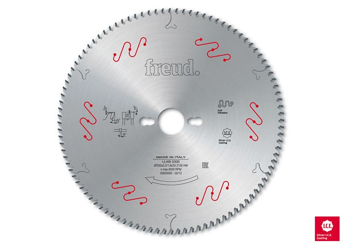 Kreissägeblatt HM 178 x 1,5/1,0 x 25.4 mm, Z=80