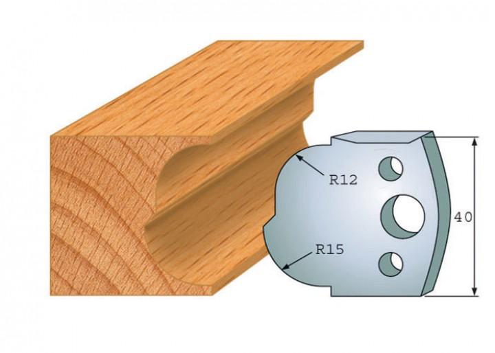 Profilmesser-Paar 115