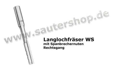 Langlochfräser WS
