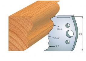 Profilmesser-Paar 506